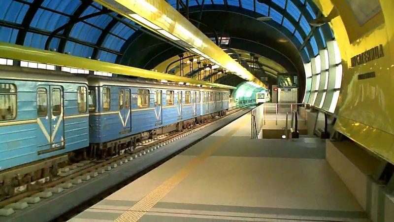 станция на метро с една мотриса