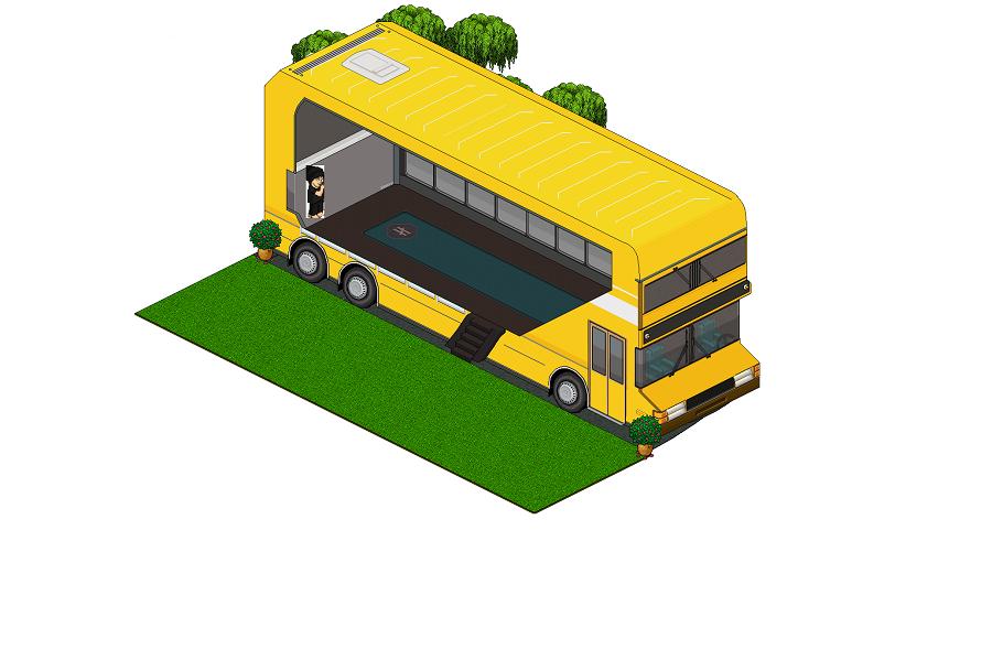 рисунка на информационен автобус