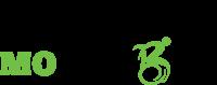 лого с черни мустаци и надпис мовембър
