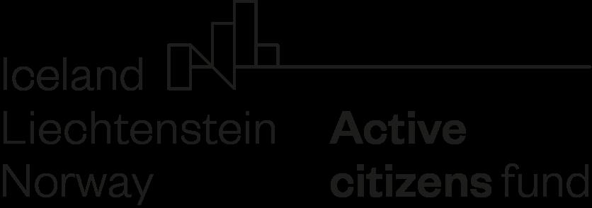 Лого на Фонд Активни граждани