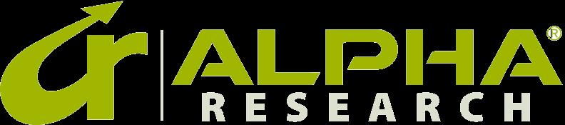 Лого на Алфа Рисърч