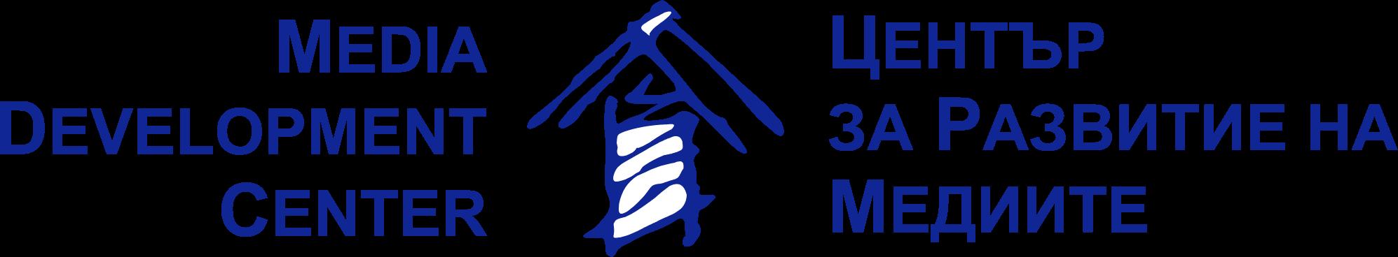 Лого на Център за развитие на медиите